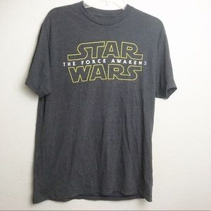 Star Wars The Force Awakens Graphic Tee